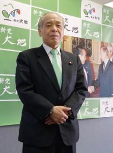 鈴木宗男氏