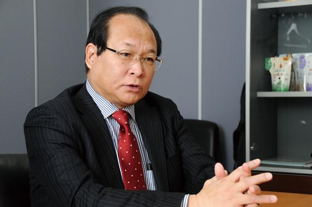 株式会社悠心 代表取締役社長・工学博士 二瀬克規氏