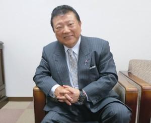 金子産業株式会社 中村善典社長