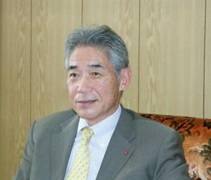 東北東ソー化学 株式会社 代表取締役社長 吉川哲央