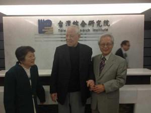 李登輝元台湾総統 修学院 (3)