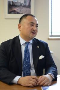 株式会社シミズオクト 清水太郎氏 (1)
