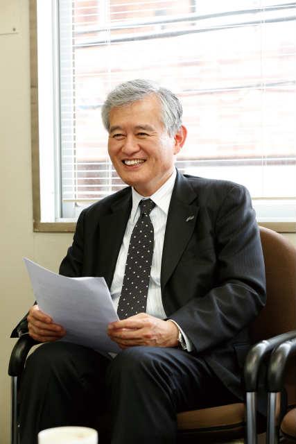 ラクナ油脂株式会社 代表取締役社長 小林章氏