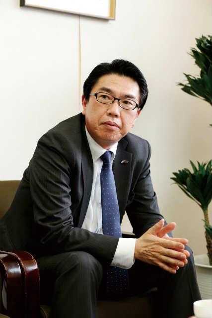 ラクナロジスティクス株式会社 代表取締役社長 北川良徳氏