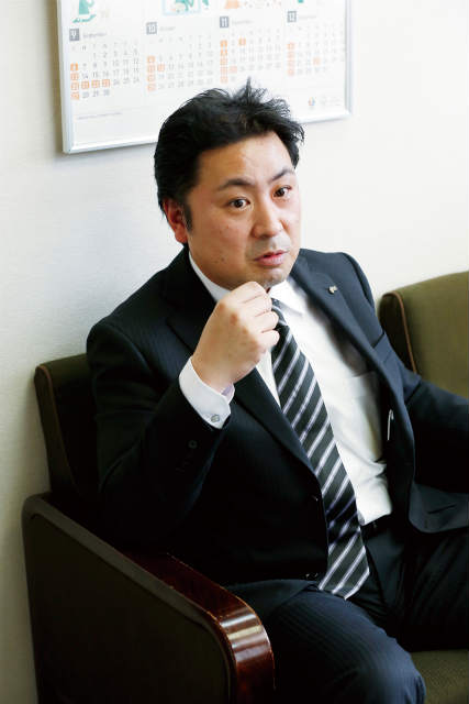 ラクナロジスティクス株式会社 代表取締役専務 中野岳人氏