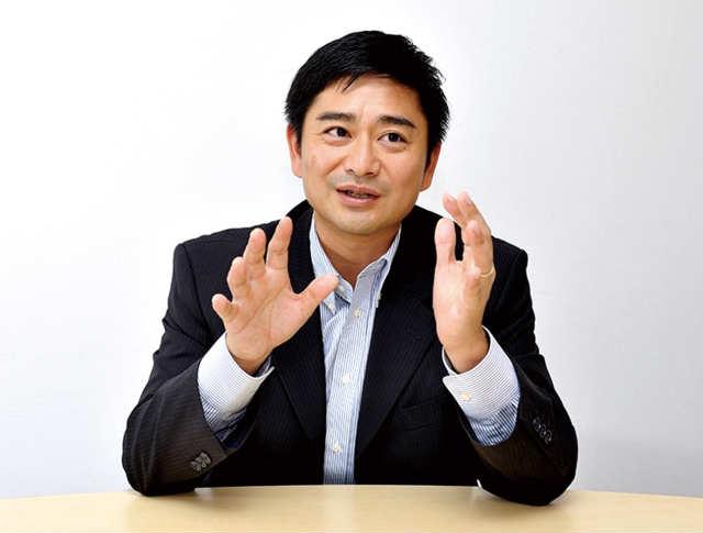ジャンプ株式会社 代表取締役 増渕知行氏