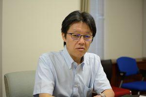 日弁連事務次長 吉岡毅氏