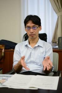日弁連中小企業法律支援センター事務局長 髙井章光氏