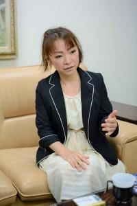 日本シングルマザー支援協会 江成道子