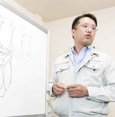 株式会社城南村田 代表 青沼隆宏氏